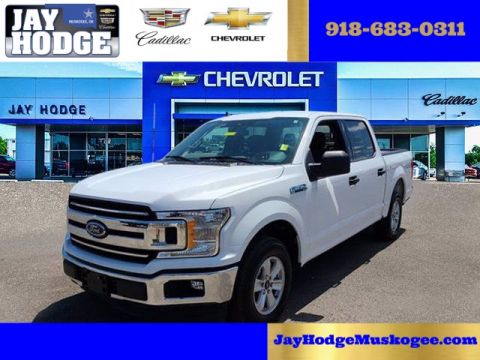 Pre-Owned 2019 Ford F-150 XLT RWD 4D SuperCrew