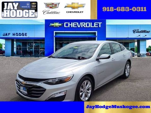 Pre-Owned 2020 Chevrolet Malibu LT FWD 4D Sedan